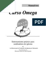 Curso Omega Manual III - La Alianza Para La Fundacion De