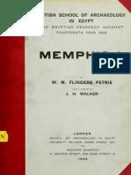 Petrie,  Memphis (i)