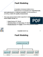 2 Fault Types Modeling