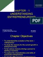 Chapter 01 Understanding Entrepreneurship