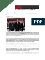 19-02-2015 Sexenio Puebla - Llama Moreno Valle a Respetar El Estado de Derecho