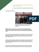 19-02-2015 Puebla Noticias - El Gobernador Moreno Valle y El General Guerrero Llaman a Respetar El Estado de Derecho Para Fortalecer a Las Instituciones