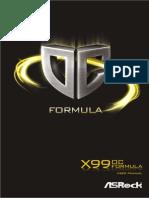 X99 OC Formula