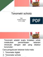 Tonometri ppt