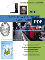 Antologia Calculo Integral SD1 2015