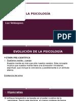 presentación de historia de la psicología
