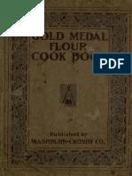 1910 - Gold Medal Flour Cook Book