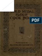 1910 - Gold Medal Flour Cook Book