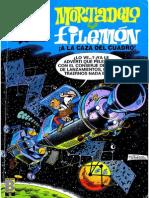 Mortadelo y Filemon - 105 a La Caza Del Cuadro