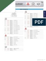 Tparts Catalogo de Peças Toyota e Mitsubishi