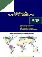 LEGISLAÇÃO FLORESTAl AMBIENTAL