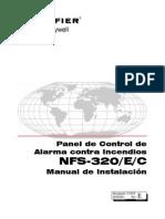 Manual NFS-320 Instalacion