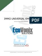 IMMO Universal Emulator