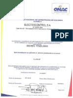 Alcance  electrocontrol
