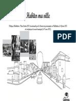 Plan Action 2015 - Politique d'habitation de Gatineau