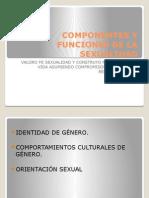Componentes de La Sexualsexidad