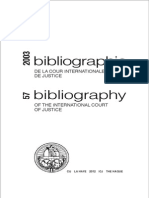 ICJ Bibliography No 57
