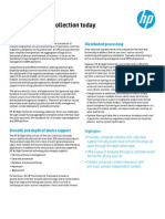 Get Scalable Log Collection Today --- HP ArcSight Connectors _ Data Sheet (May 2012)
