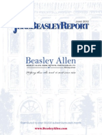 The Jere Beasley Report, Jun. 2012