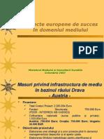 Prezentare Proiecte Pentru Mediu in UE