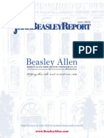 The Jere Beasley Report, Jul. 2012