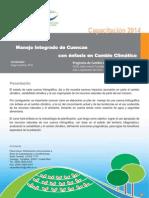 2014 Curso Virtual Cuencas Cc