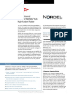 Guidelines for Internal Mixing of NORDEL