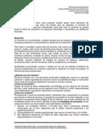 Ensayo Marketing de Servicios Profesionales - Josue Fernando Gutiérrez