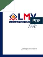 LMV Catalogo Pt