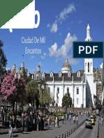 Revista Quito Ciudad De Mil Encantos
