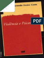 Costa, Jurandir Freire - Violência & Psicanálise