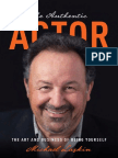 The Authentic Actor Sample PDF