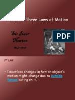 newton's laws notes pdf