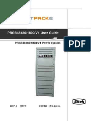 Prsb48180-V1 for Psu | Power Supply | High Voltage