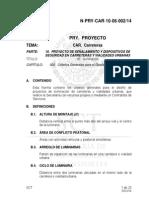 N PRY CAR 10-06-002 14 Criterios Grales Diseño Il