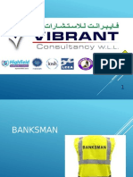 Banksman Awareness 6723090