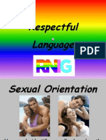 sexual orientation and gender identity - karla 2008