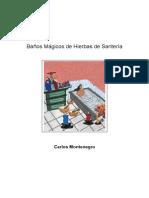 Baños+Magicos+De+Hierbas+De+Santeria