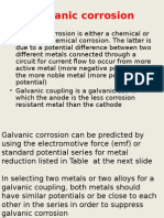 Galvanic Corrosion _SS