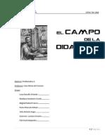 El_campo de La Didactica