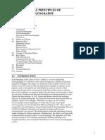 Unit 4 General Principles of Chromatography