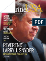 Charities USA Magazine Winter 2015 Issue