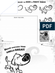 SNIFF! SNIFF! Activity Sheets