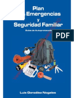 Plan de Emergencias y Seguridad Familiar