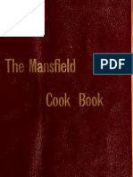1890 - The Mansfield Cook Book