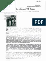 Ali Bongo 3 Décembre 2014