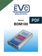 Bdm100 Manual