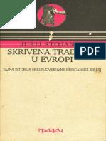 Jurij Stojanov - Skrivena tradicija u Evropi