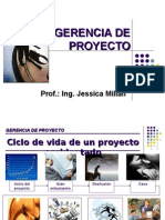 Gerencia de Proyectos. Clase 2