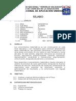 1°-ALGEBRA-SIB